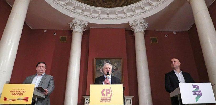 Юрий Афонин: В манифест «гуманного» капитализма россияне не поверят