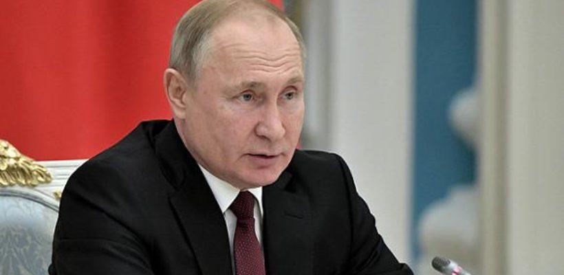 В Кремле отредактировали записи с речью Путина, который призвал «бороться с ростом доходов населения»