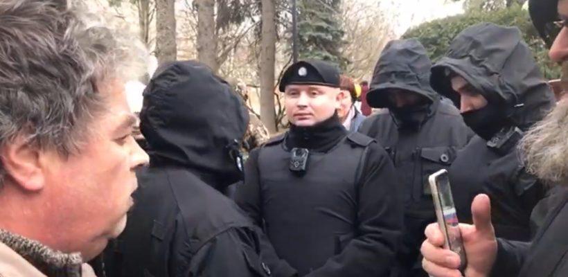 Срочно! 19 марта произошла попытка вооружённого захвата Совхоза им. Ленина