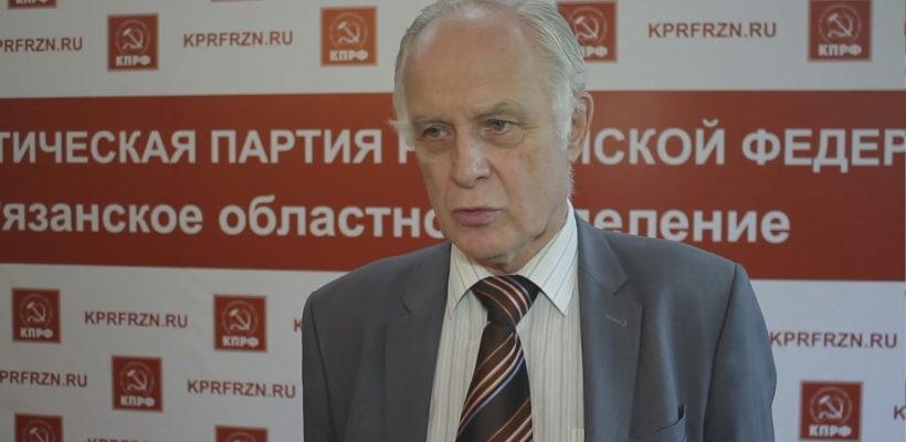 В.Н. Федоткин: «Выборы прошли, а проблемы остаются»