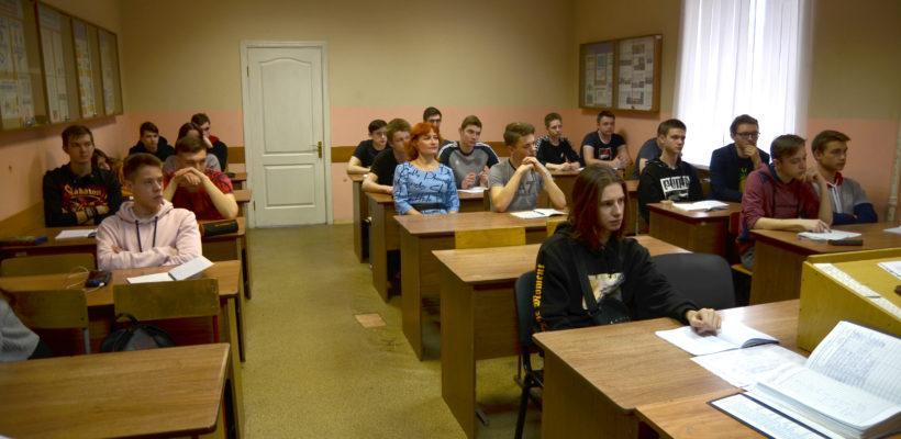 Коммунисты провели встречу со студентами и преподавателями Рязанского колледжа электроники