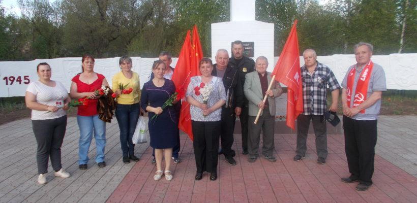 День Победы в Чучково