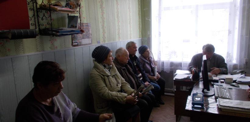 Политическая учёба состоялась в Милославском РК КПРФ