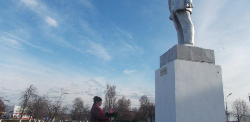 Милославские коммунисты почтили память В.И. Ленина в его день рождения
