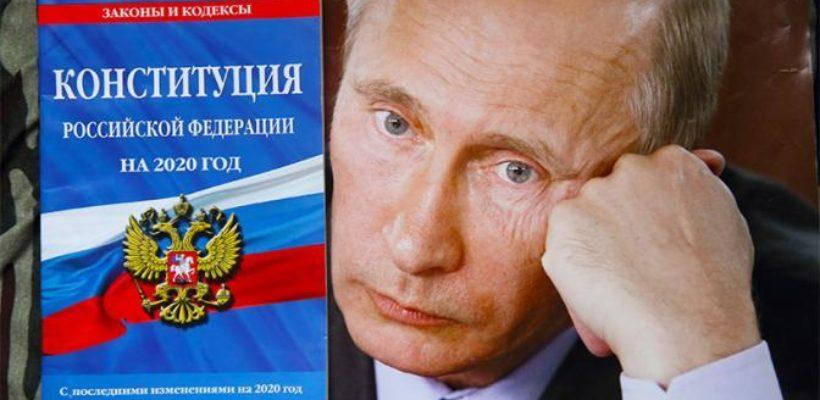 Сергей Обухов - «Свободной прессе»: Кремль застеснялся пожизненного Путина