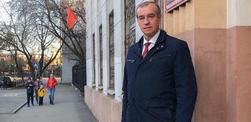 Сергей Левченко: я принял решение снова подставить плечо