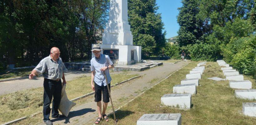 Комсомольцы и коммунисты Касимова вновь облагораживают город