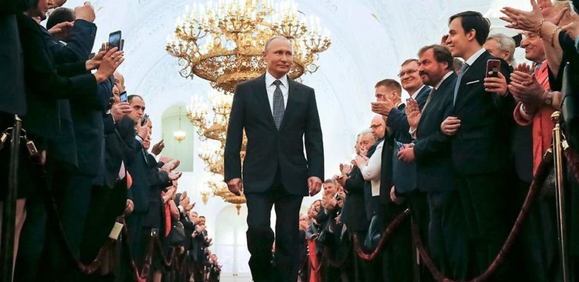 Путин одобрил поправку об обнулении своих президентских сроков