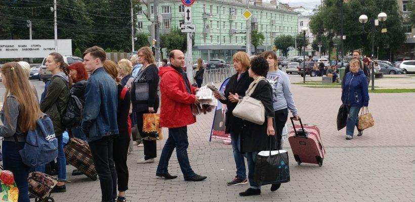 Рязанские коммунисты не сбавляют темпов агитационной работы