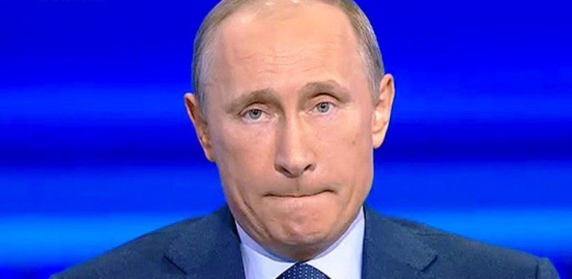 Антирекорд побит: рейтинг доверия Путину достиг исторического минимума