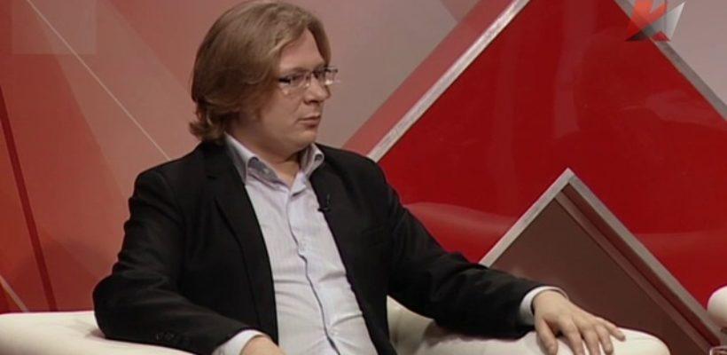 24 декабря Ярослав Листов проведёт в конференц-зале обкома лекцию на тему «Фальсификация истории»