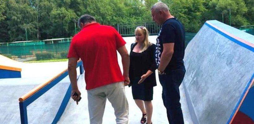 Мэрия Рязани объяснила закрытие скейт-парка в ЦПКиО