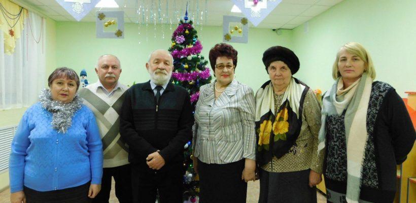 Встреча нового 2020 года в Сасовском социально-реабилитационном центре