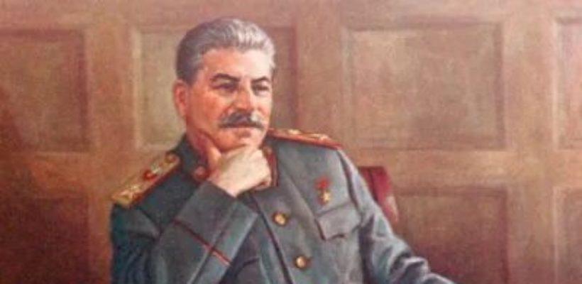 Сталин на защите русского языка и русской культуры
