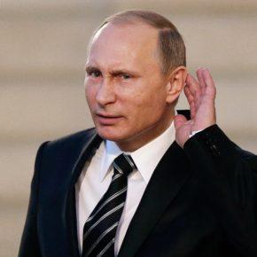 """Проговорился... Путин назвал главной задачей """"борьбу с повышением уровня доходов граждан"""""""