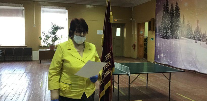 Прошёл VI Пленум Сасовского городского отделения КПРФ.
