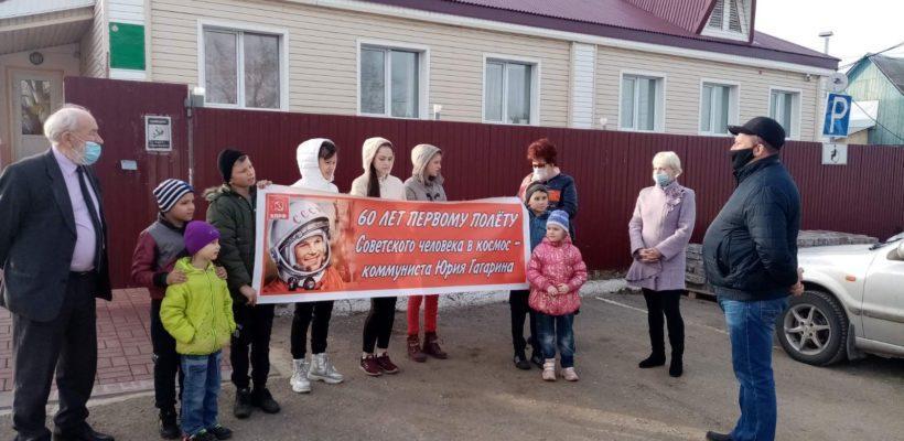 Торжественные мероприятия в честь Дня космонавтики в Сасово продолжаются