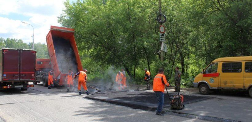 На ремонт дорог в Рязани направят более миллиарда рублей