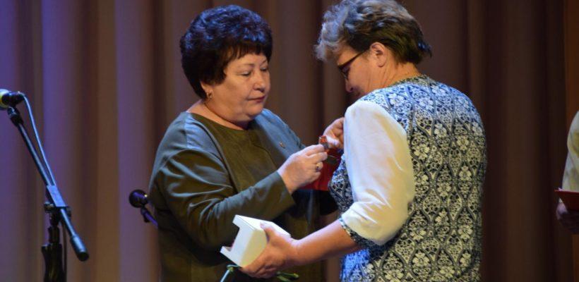 В честь 100-летия Ленинского комсомола в Спасске прошел торжественный вечер