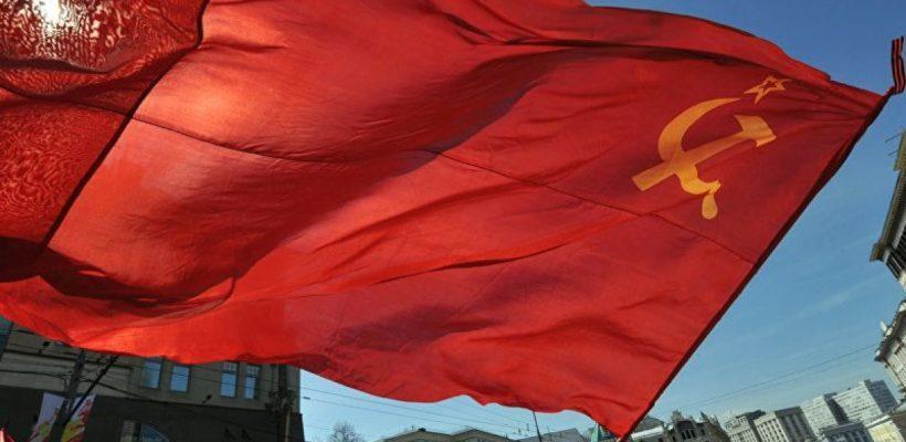"""Акция """"Красный флаг"""" на Первомай и День Победы"""