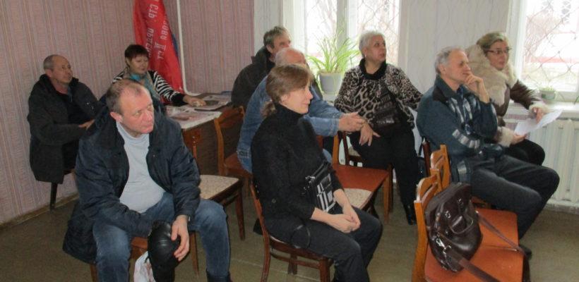 140-ю годовщину со дня рождения Сталина отметили в Кораблино