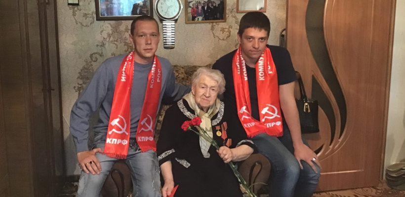 Сасовские коммунисты не забыли о тех, кто ковал Победу на фронтах войны