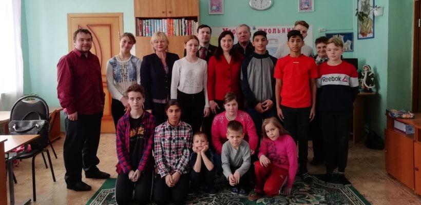 Детям – заботу и поддержку! Коммунисты посетили Чучковский социально-реабилитационный центр