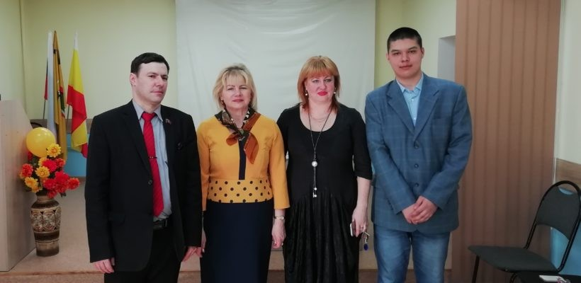 """""""Русский лад"""" в Рязанском колледже электроники"""