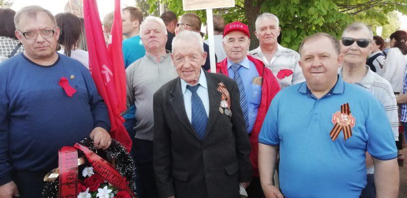 День Победы в Скопине