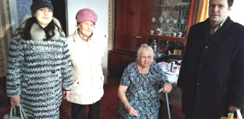Забота о ветеранах – важная часть работы депутатов-коммунистов
