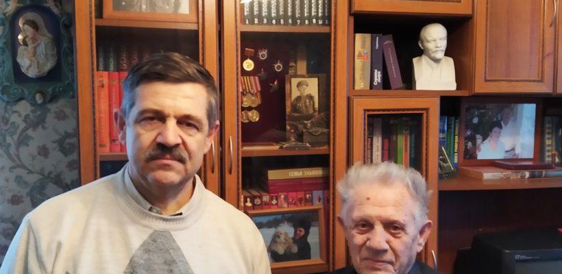 """Акция """"Своих не бросаем"""" в Октябрьском районе"""