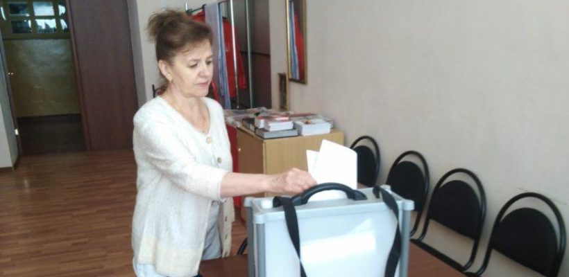 Коммунисты Рязанской области отдали свой голос за народные поправки в Конституцию РФ