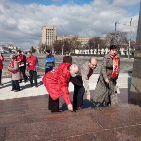 День Международной солидарности трудящихся в Рязани