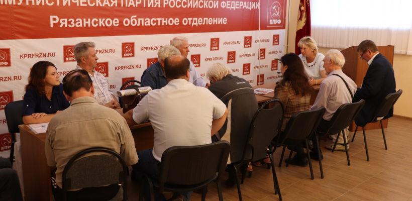 Подготовка к научно-практической конференции, посвящённой 140-летию со дня рождения И.В.Сталина