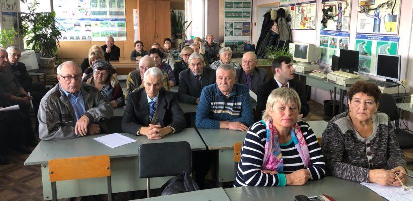 Состоялся совместный Пленум Комитета и КРК Милославского районного отделения КПРФ