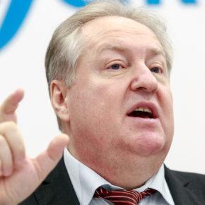 Рецепт Кремля: Грабить народ пенсионной реформой, заливаясь крокодиловыми слезами