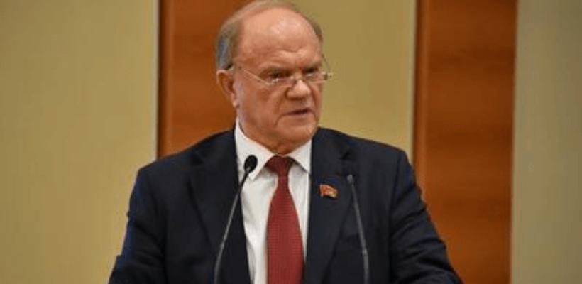 Геннадий Зюганов: Контроль над ценами – прямая обязанность правительства