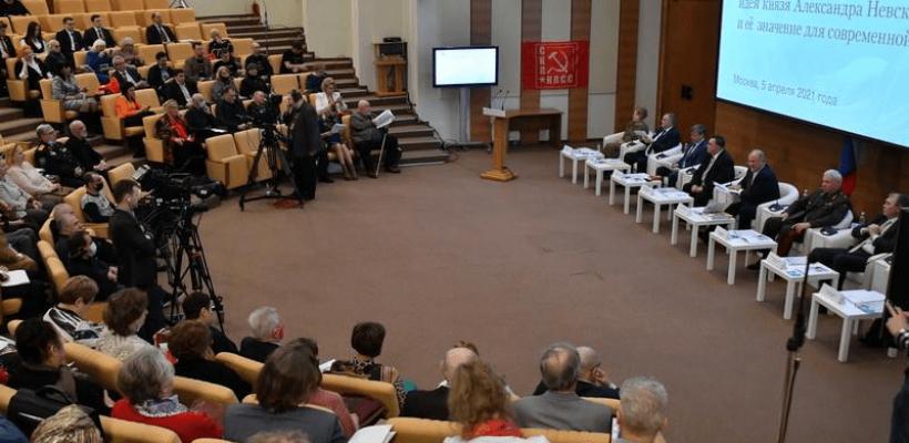 Геннадий Зюганов: Пример Александра Невского вдохновляет на новые победы