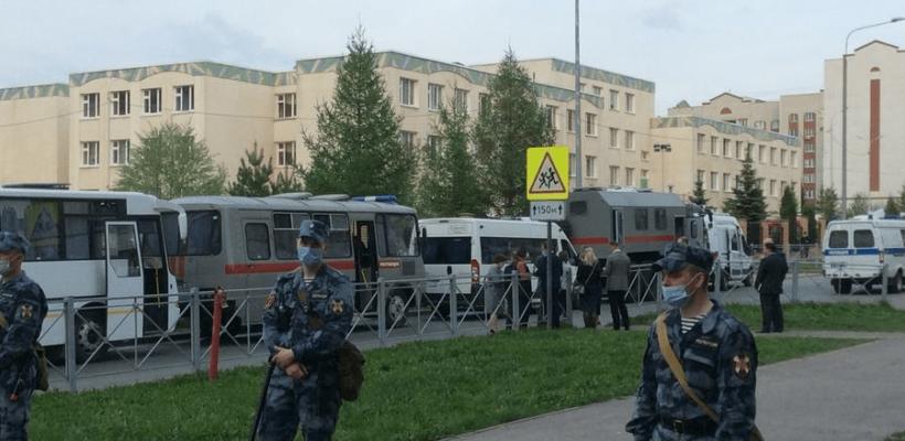 Д.Г. Новиков: За спиной у «школьных стрелков» - чудовище капитализма