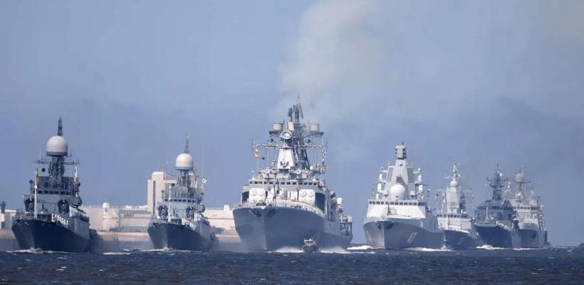 Г.А. Зюганов: С Днем Военно-Морского Флота!