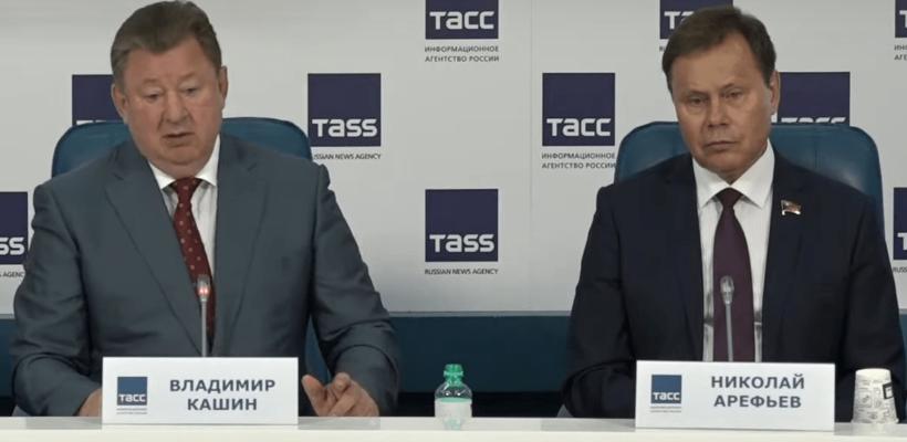 Владимир Кашин: В центре внимания – человек!