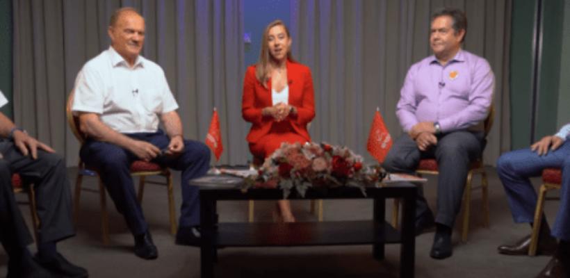 Геннадий Зюганов: Вперед, к победе КПРФ
