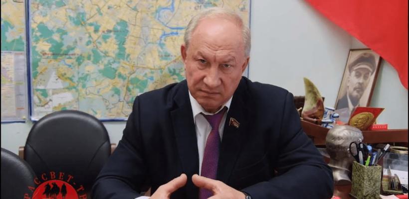 Рассвет ТВ. Валерий Рашкин: Мы защитим право народа выбирать власть!