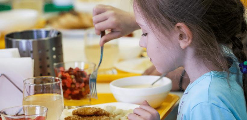 КПРФ внесла в Госдуму законопроект о бесплатном горячем питании в средней школе