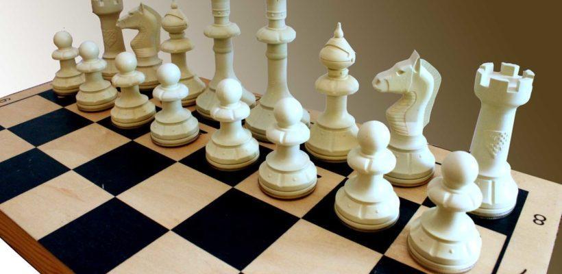 Курс по шахматам. Урок 8