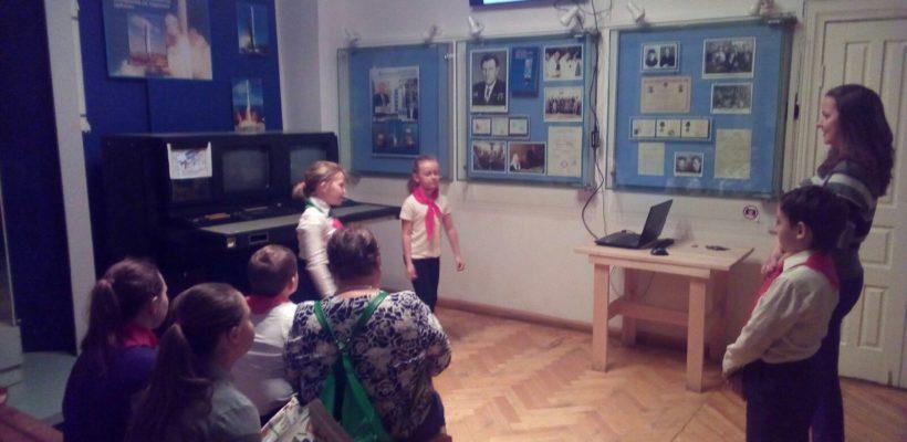 Пионеры посёлка Гусь-Железный посетили Касимовский краеведческий музей