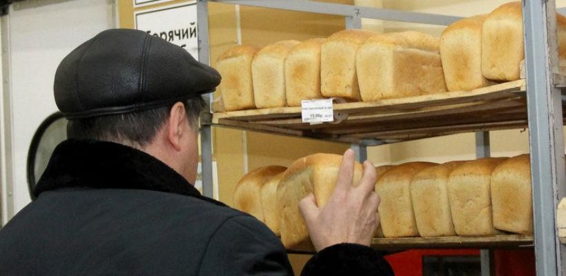 Россиянам грозит повышение цен  на хлеб