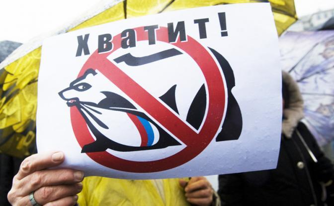 Губернатор Краснодарского края: «Единая Россия» сдохла, всё…