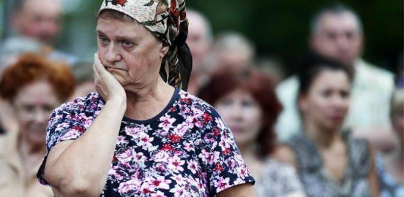 Фарс пенсионной реформы: Где обещанная к пенсии прибавка в тысячу рублей?!