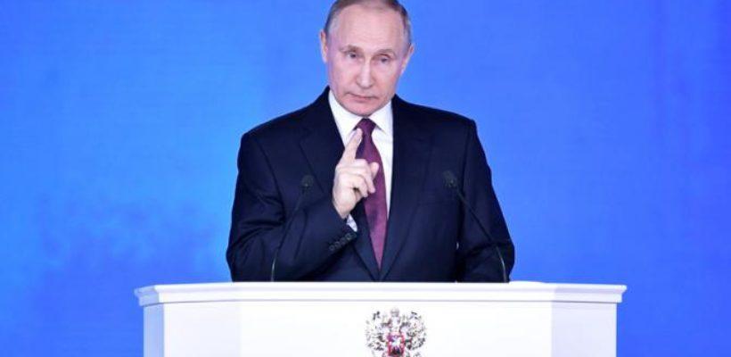 Послание Путина: Страна ждет перемен, а дождется репрессий